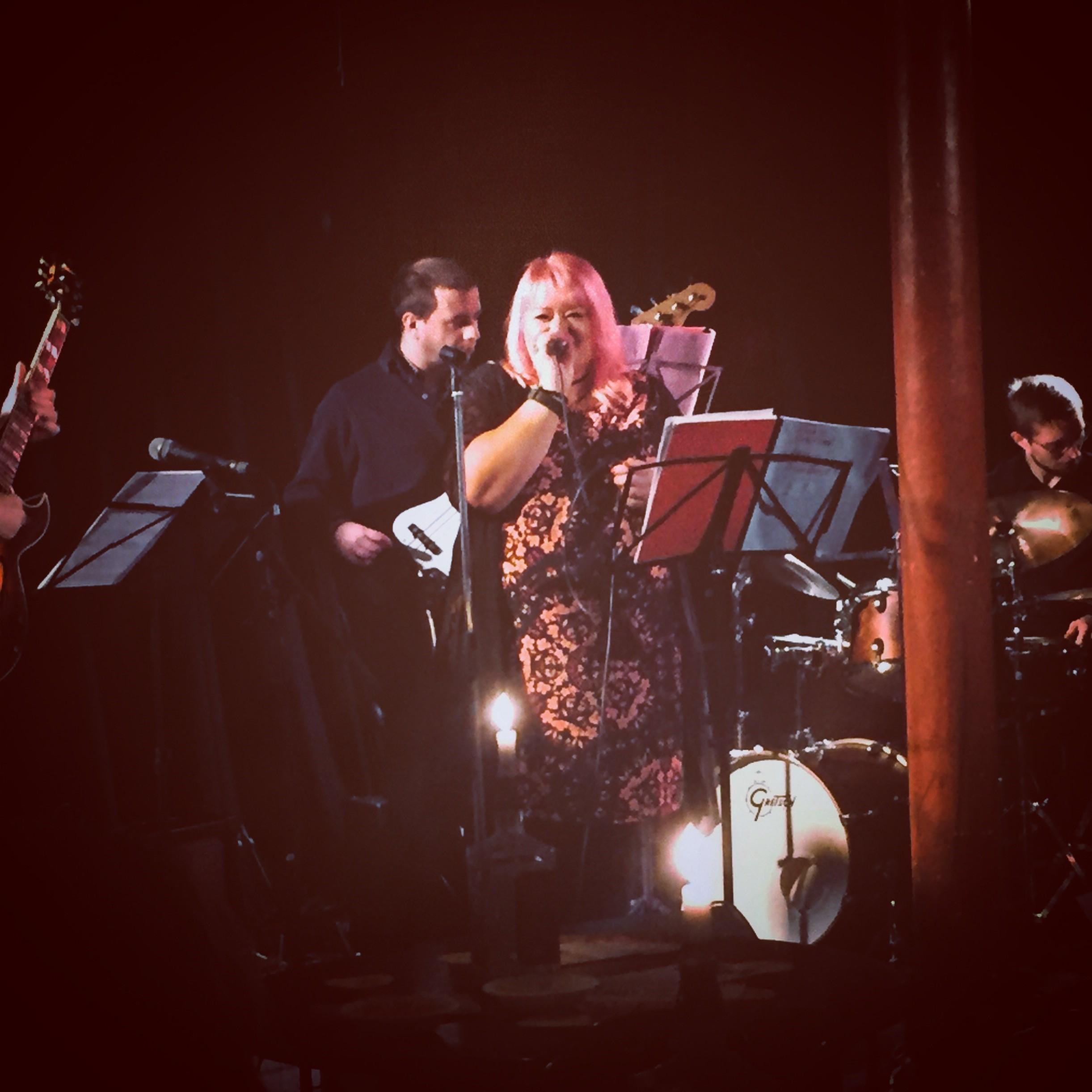 Elaine Crighton Jazz Singer