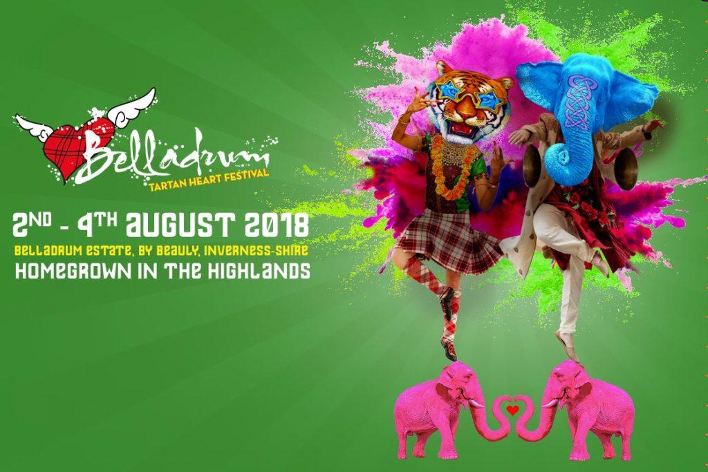 Belladrum - Tartan Hearts Festival 2018